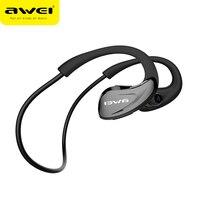 Awei A880BL Bluetooth Earphone Wireless Headphones APT X Sport Headset Kulakl Noise Canceling Cordless Hifi Fone