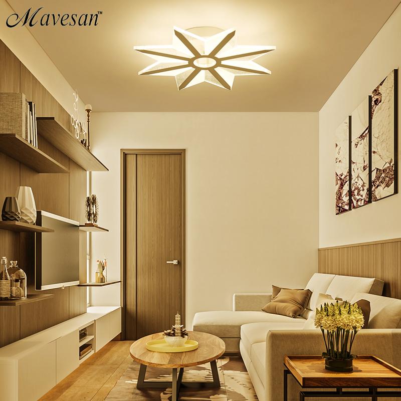 Dimmer Led Deckenleuchte Mit Ultra Thin Acryl Lampe Decke Fr Schlafzimmer Wohnzimmer Ebene Einfassung
