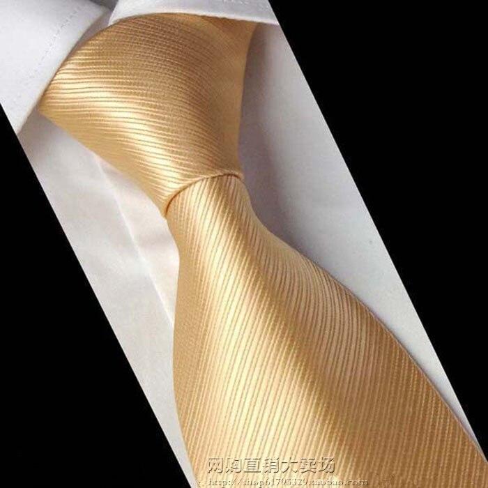 Fashion Ties For Men Silk Tie Male Formal Married Neckwear