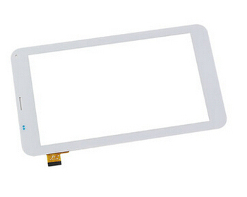 New 7'' Touch Screen Digitizer Glass For ACUBE TALK7X U51GT-W 3G (P/N:FPC-TP070341(U51GT)-04) Tablet PC Touch panel Replacement