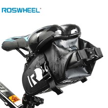 Cycling Bag PVC Seamless Welding MTB Road Waterproof Bicycle Bag Saddle Bike Bags DRY Rear Seat Bag Case accessori bici