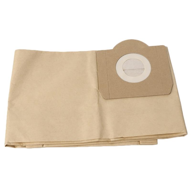 Bolsas de aspiradora universales de repuesto para bolsas de polvo de papel para Rowenta ZR814