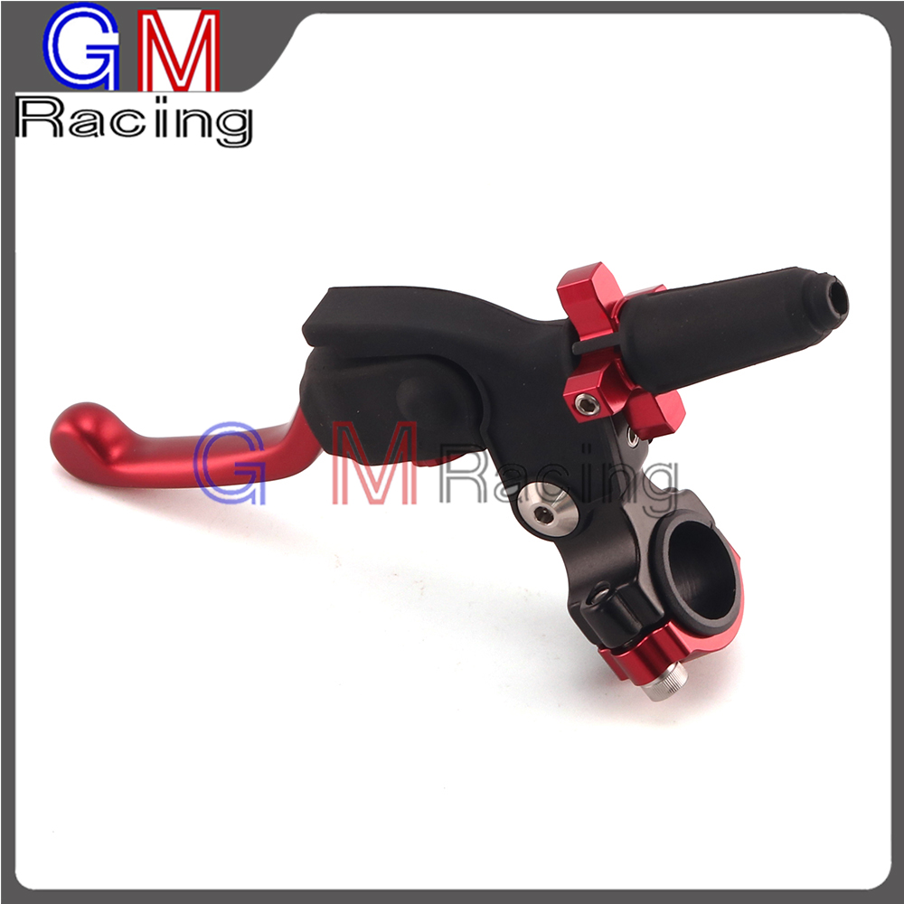 Universal 4 Directions Foldable Clutch Lever For HONDA CR80R CR125R CR250R CRF150R CRF250R CRF250X CRF450R CRF450X