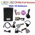 FVDI Full Version ABRITES Full Commander FVDI 18 Software FVDI Super Function No Time Limited Version FVDI Diagnostic Scanner