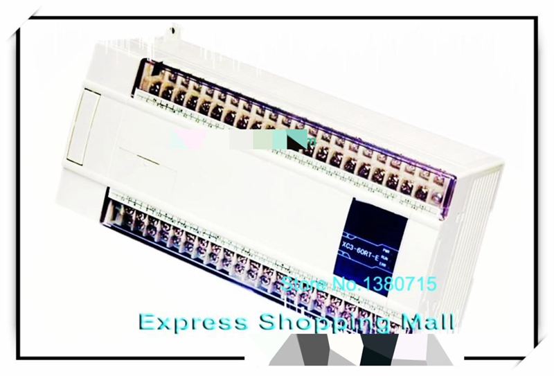New Original 36point NPN input 24point relay output XC2-60R-C PLC DC24V NPN 3 COM+programming cable new original cj1w tc101 plc 4 loops npn output