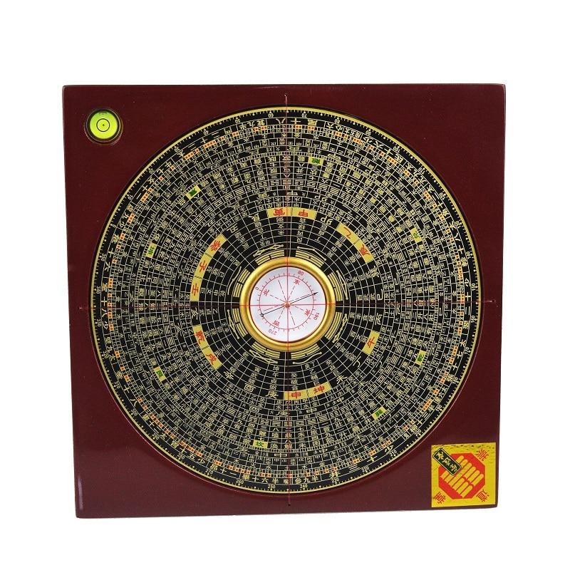 8 inch Feng Shui Compass Luo Pan Lou pan Fengshui Tool