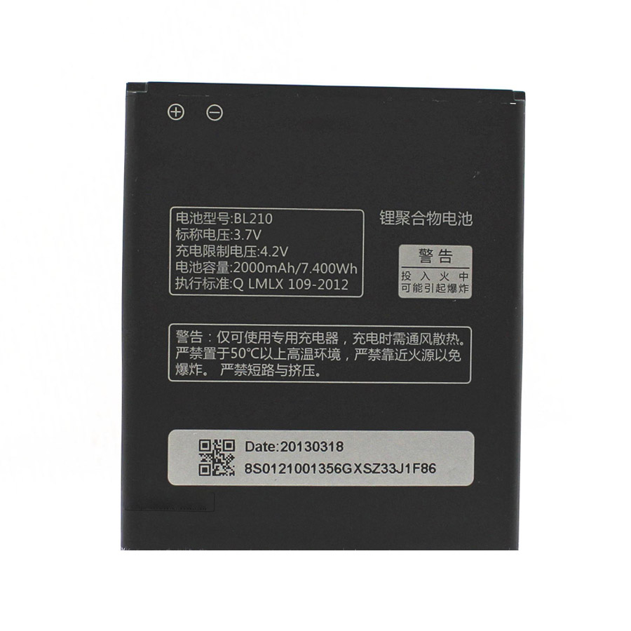 2PCS In Stock BL210 Battery For Lenovo A536 A606 S820 S820E A750E A770E A656 A766 A658T S650 Cellphone Bateria+Tracking Number