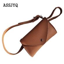 bags for women 2019 fanny pack fashion waist bag wild Belt Bag waterproof Crossbody PU wallet Phone Pouch Hip pack