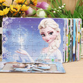 Baby Girls Frozen Enfant 1pcs Jigsaw Puzzles For Children Kids Toys Millicent Roberts Bobbi Common Toy For Baby Educational