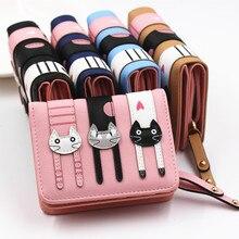 Anime Cute Cat Wallet