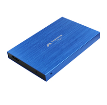 Colorful Fast Transmission Mobile Hard Drive Box for Laptop