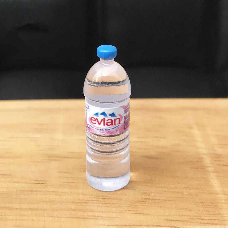 1:6 весы 4 шт. аксессуары для кукол LOL кукла Минеральная Бутылка Для Воды Миниатюрная игрушка аксессуары для кукольного домика детский подарок ролевые игры игрушка