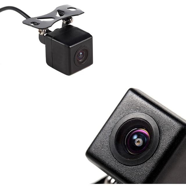 HD ночного видения камеры заднего вида с 5.7 м кабель + 0.1 лк автомобиля камера + IP67 Водонепроницаемый назад cam для два объектива Android автомобильный видеорегистратор