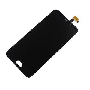 Image 3 - 100% novo para UMI componentes mais display LCD tela de toque do telefone móvel, para UMI plus E tela LCD reparação peças de reposição