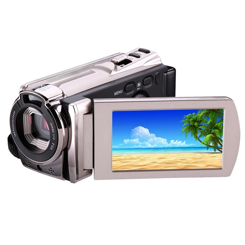 Digital Video Camera WIFI Professional Camcorder DV 16x Digital Zoom HD IR Night Vision 3.0 LCD Touch Screen Photo Camera dv613a full hd 1080p digital video recorder camcorder 16x zoom digital dv camera kit black video camera up 16mp
