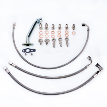 Kinugawa Turbo Oil and Water Line Kit for SAAB 9000 Aero 2.3L TD04HL