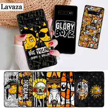 Lavaza Glo Gang And Chief Keef Newest Super Silicone Case for Samsung S6 Edge S7 S8 Plus S9 S10 S10e Note 8 9 10 M10 M20 M30 M40