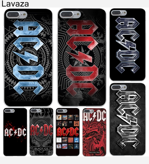 coque ac dc iphone 8