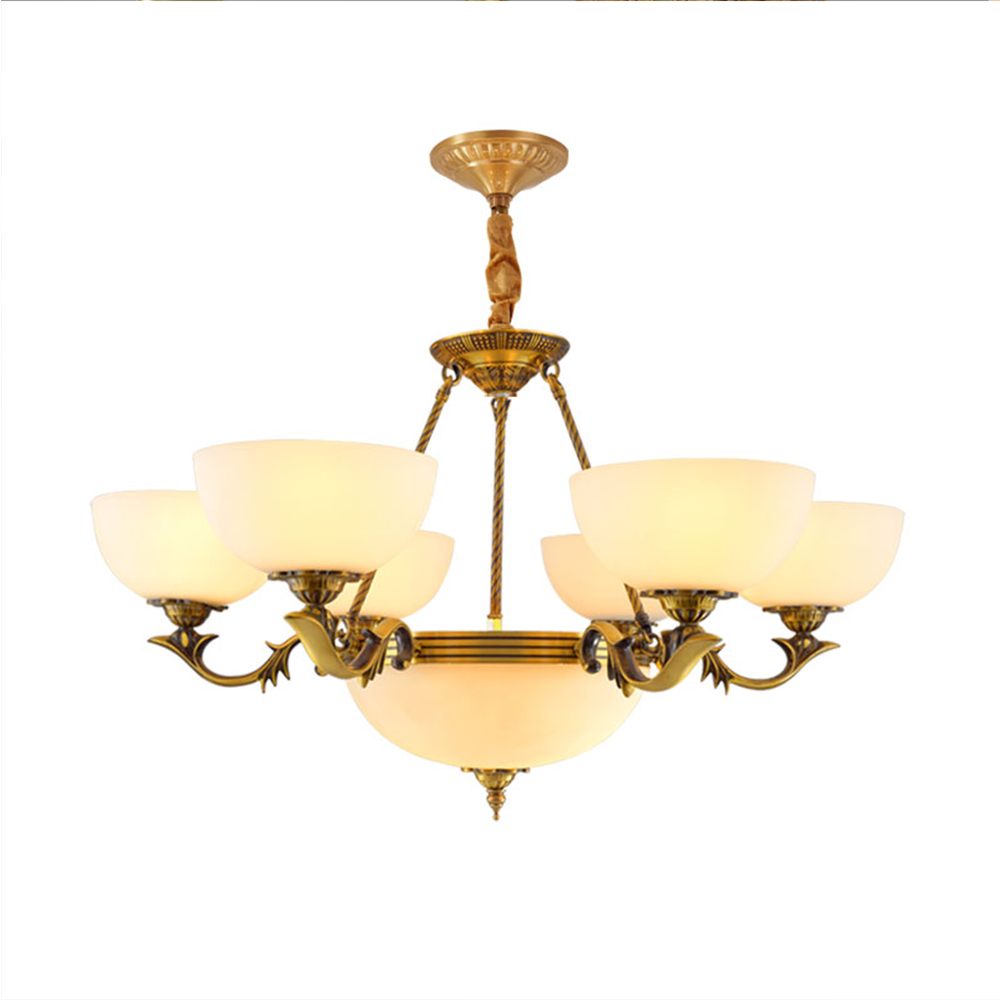 Kupfer Pendelleuchte Luminarias Led Moderne Beleuchtung Loft Lampen ...
