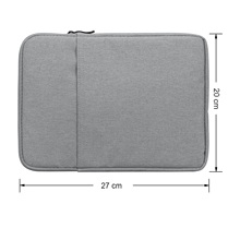 Shockproof Protective Canvas Tablet Case for iPad