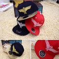 New Fashion Kids Hip Hop Baseball Cap Child Flag Snapback Hat 3 Colors Adjustable Caps For Children Casual hats