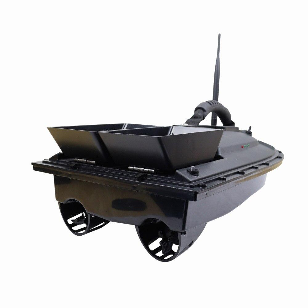 Cymye poisson trouveur RC bateau X6 1.5 kg chargement 500 m télécommande pêche appât bateau - 4