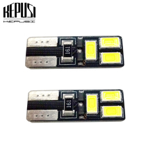 цена на 2x CANBUS LED Car light T10 W5W 194 White OBC NO Error Free LED Light 501 dash Car bulb Signal interior Auto Lamp Source parking