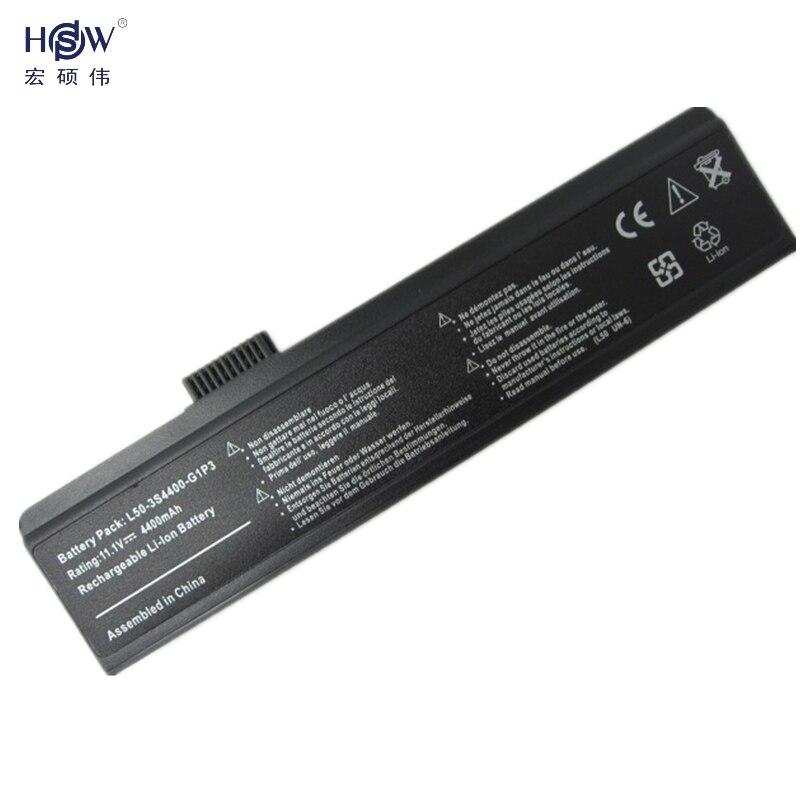 ②HSW batería del ordenador portátil para TCL K4226 K4227 K4221 ...