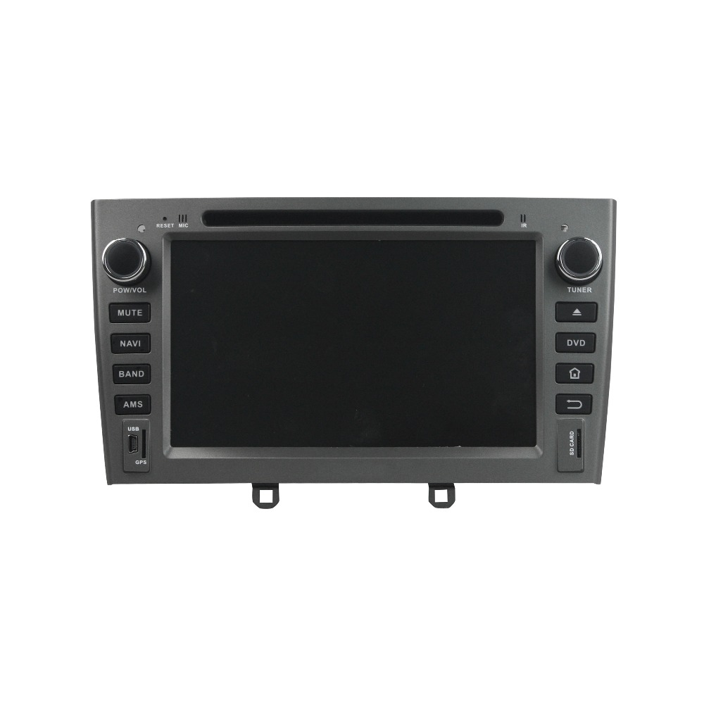 OTOJETA android8.0 car DVD player multimedia octa core 4gb RAM 32gb ROM for <font><b>PEUGEOT</b></font> <font><b>308</b></font> 408 2007-2010 radio stereo <font><b>GPS</b></font> headunits image