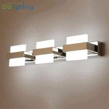 1/2/3/4 lights Bathroom Mirror Lamp Waterproof Cabinet Vanity Mirror Lights Led Wall Light Lamp Modern led Bathroom Light