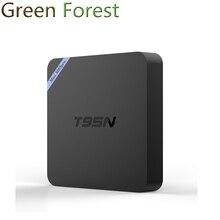 T95N caliente Mini M8SPro TV Box Android 6.0 S905X Quad Core A53 1xwifi Kodi16.0 2G 8G de Memoria Inteligente Set top Box Máster Erasmus Mundus DDR3