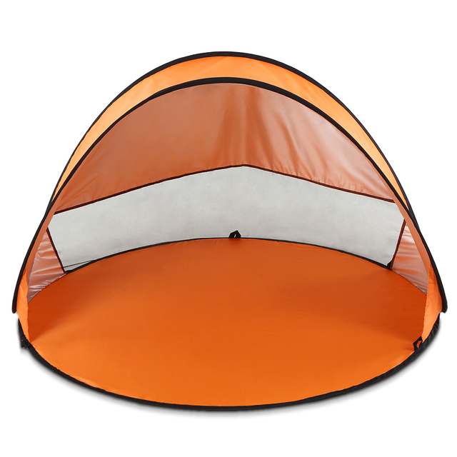 Oudoor Ultralight Camping Tent Instant Pop Up Tent Baby Beach Tent Camping Hiking Tent Anti Uv Sun Shelter For Fishing Hiking 1
