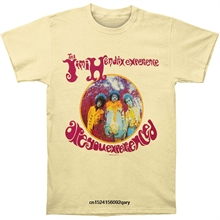 93c64008 Men Funny T Shirt Women Cool tshirt Jimi Hendrix Are You Experienced T-shirt (