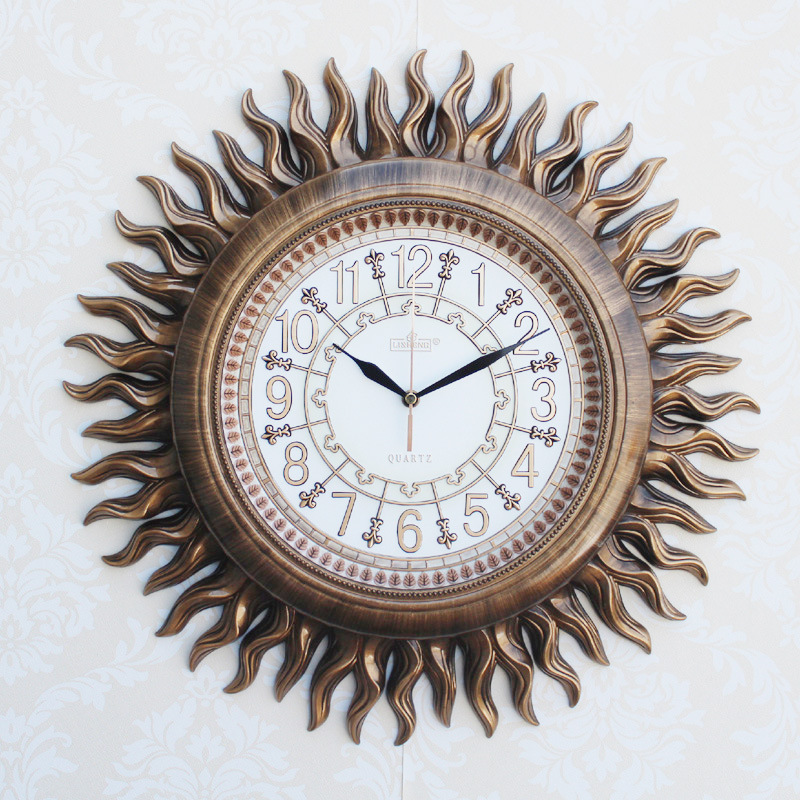 Compare Prices on Sun Wall Clock Online ShoppingBuy Low Price