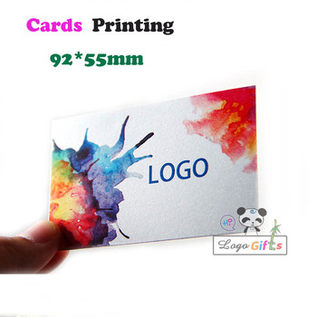 Business cards for boss&sales super cheap business card printing with your company design and logo 1000pcs a lot free shipping sales champion 60pcs lot 10 colors metal pen customized logo printing with free logo name or text for company event supplies