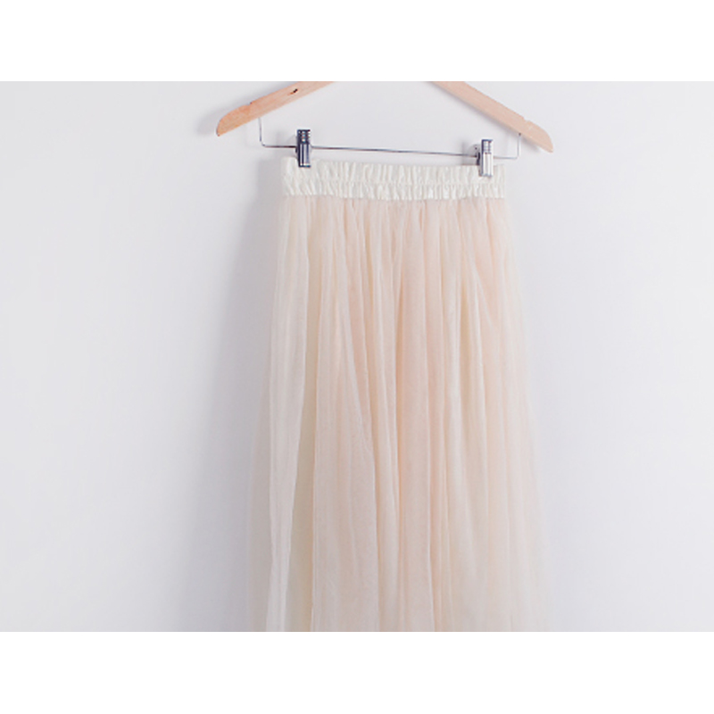 Beauty Long Tulle Skater Skirt 7