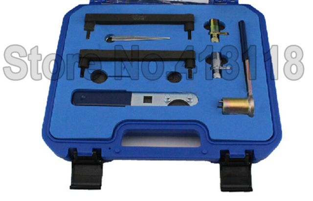 Professional Hand Tools 3.2, 3.5, 4.0, 4.2 & 4.4 V8 Engines Timing Tool Set For JAGUAR / LAND ROVER