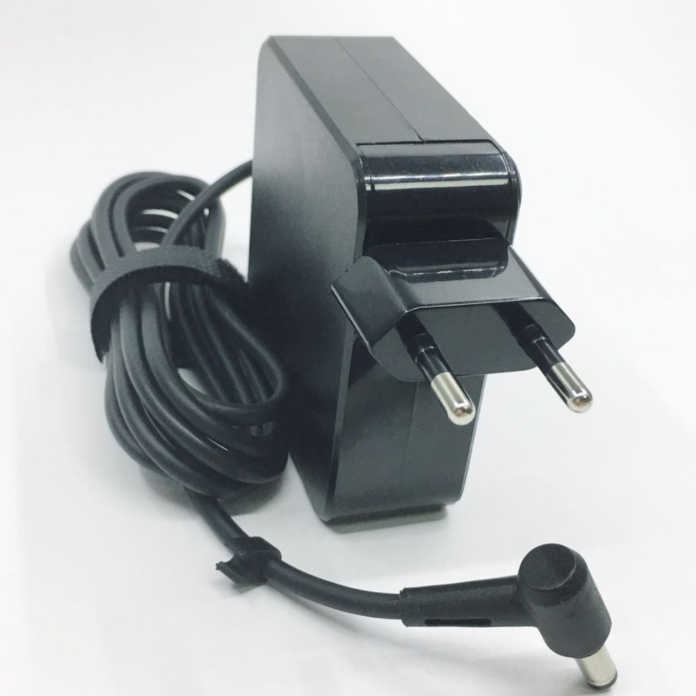 EU Plug 19V 3 42A 65W 5 5 2 5mm AC Power Adapter for Asus X501a