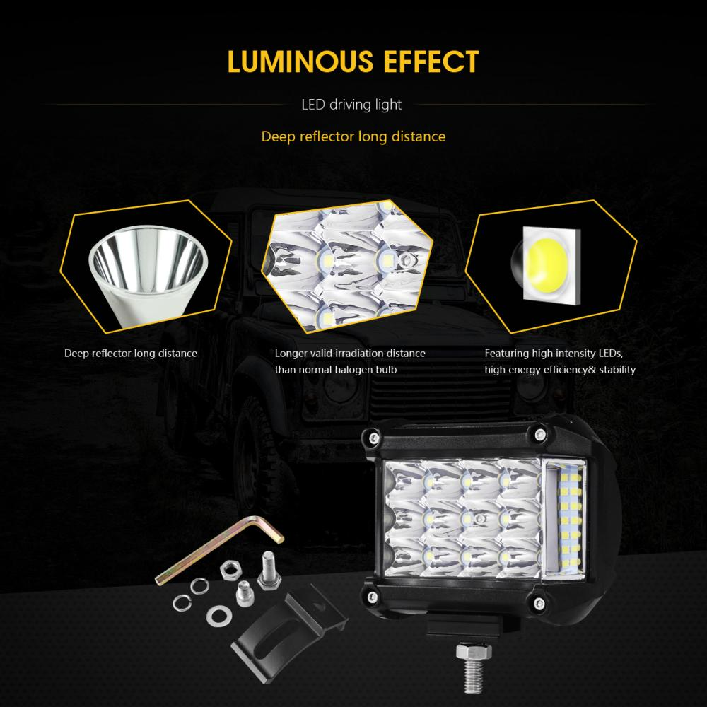 كشاف LED ذو اضاءة  عالية 7