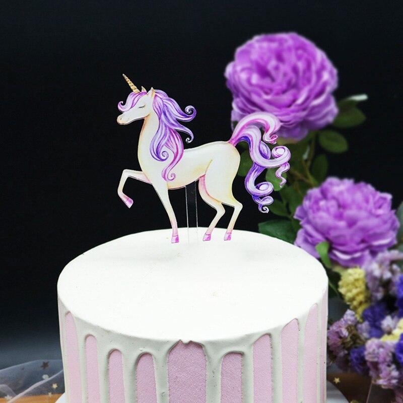 2019 unicornio acrílico Cupcake Topper Cute Owl princesa Alpaca Cake Topper para cumpleaños boda adornos de pastel de fiesta Baby Shower ADEWEL, traje sin espalda de encaje negro para mujer, body sexy transparente, peleles 2020, traje de gato para fiesta, monos ajustados