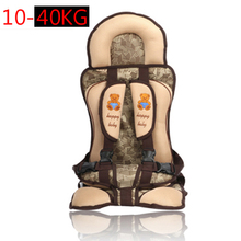 Child Car Safety Seats 3-12 Years Old/Bear Style Baby Car Seat Portable&Comfortable Infant Baby Safety Seat Infant Car Covers