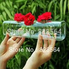 Gigi подарок гидропоники стеклянная ваза для цветов флористики устройство украшения дома цветочные свадебные украшения настольные украшения