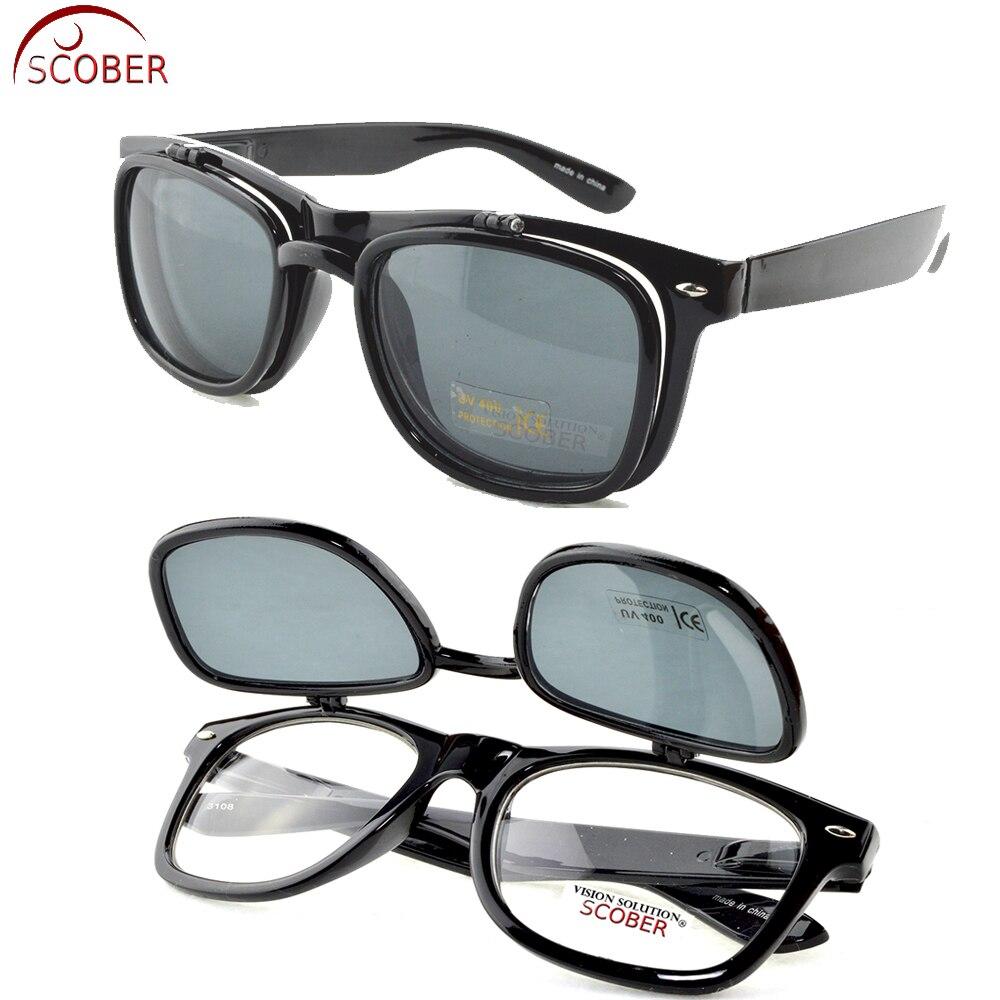 scober flip reading glasses classic retro flip