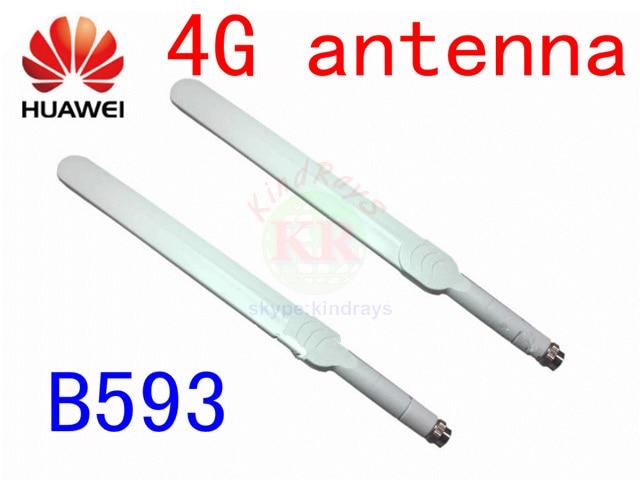 D'origine lte Huawei antenne sma pour cpe 3g 4G routeur Externe antenne pour B593s-22 B890 B880 e5172 b970 b970b b260a 3g Antenne