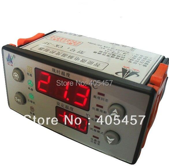ФОТО CK-3F  cold storage tempering controller,freezer thermostat,intelligent temperature control regulator,caloristat