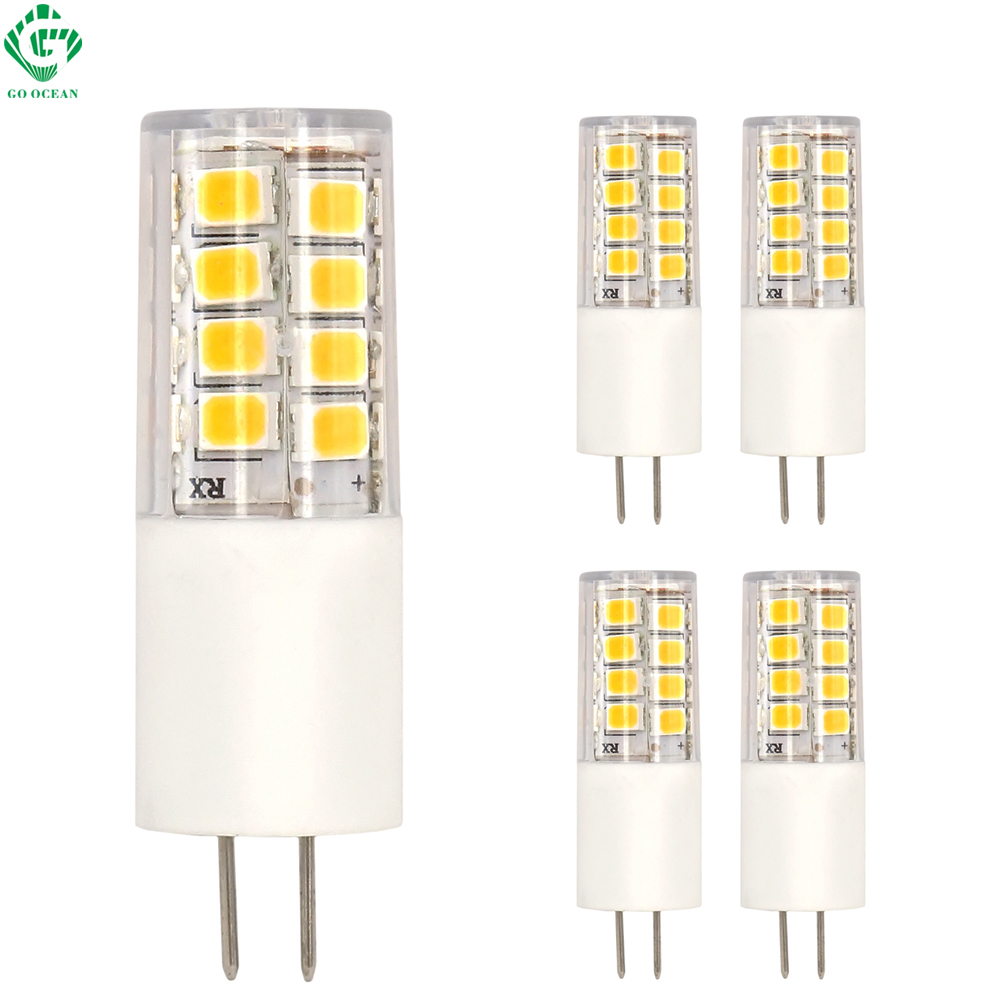Aliexpress buy g4 6w 3w led lamp g4 light ac dc 12v 2835smd aliexpress buy g4 6w 3w led lamp g4 light ac dc 12v 2835smd corn chandelier lamps decoration bulb replace halogen light crystal luz lampada led from arubaitofo Gallery