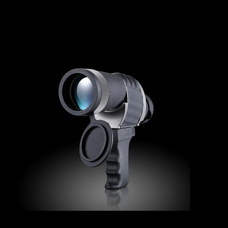 Telescope HandHeld 10x50 Monoculars Focus Lens Vision Adjustable Monocular Telescope Travel Camping binocular 8x long focus lens telescope w tripod