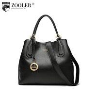ZOOLER Genuine Leather Bags For Women Luxury Handbags Women Bags Designer Crossbody Bags For Women Shoulder
