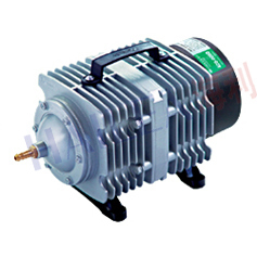 Hailea Aco-318 328 70l/min Electromagnetic Air Compressor 110 Or 220v Oil-free Aquacuture Aquarium Oxygen Electric Magnetic Pump Up-To-Date Styling Pet Products