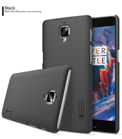 OnePlus 3 Phone Case Original NILLKIN Super Frosted Shield Hard Back Phone Case For One Plus